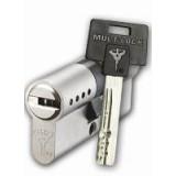 Цилиндр DIN MUL-T-LOCK Classik 62(27*35)Т зол.