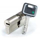 Цилиндр DIN MUL-T-LOCK MT 5+ 66(33*33)Т зол.