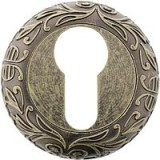 Накладка RDA Antique Collection ZR RY03 матовая античная бронза