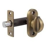 Врезная задвижка для деревянных дверей Bruno G6074 AB (30801)
