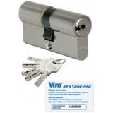 """цилиндр VIRO """"Euro Pro""""100 (50/50) ник"""