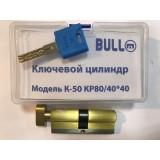 цилиндр BULL K50 80(40/40)T G