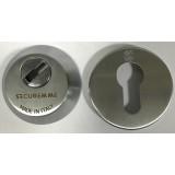 броненакаладка цилиндровая SECUREMME 4255KCL14M2 хром