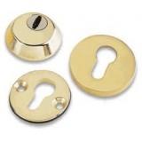 броненакаладка цилиндровая SECUREMME 4255KOL14M2 золото